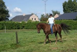 Clarissa Roelands bij Ride by the Sea