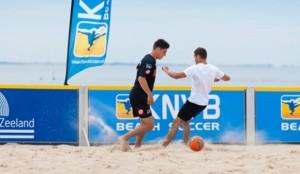 Voorrondes NK Beachsoccer