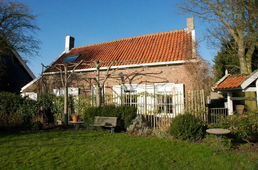 Boerenhuis nog beschikbaar 28 maart t/m 1 april 2016