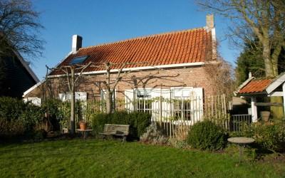 Boerenhuis beschikbaar 1 t/m 8 mei 2017
