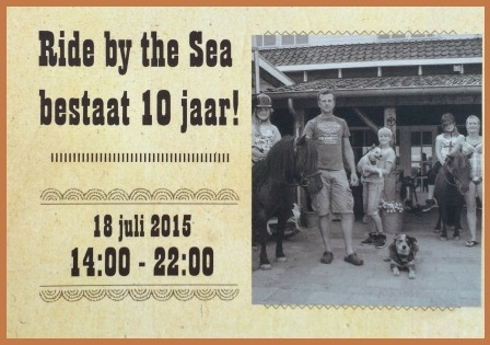 10 Jaar Ride by the Sea