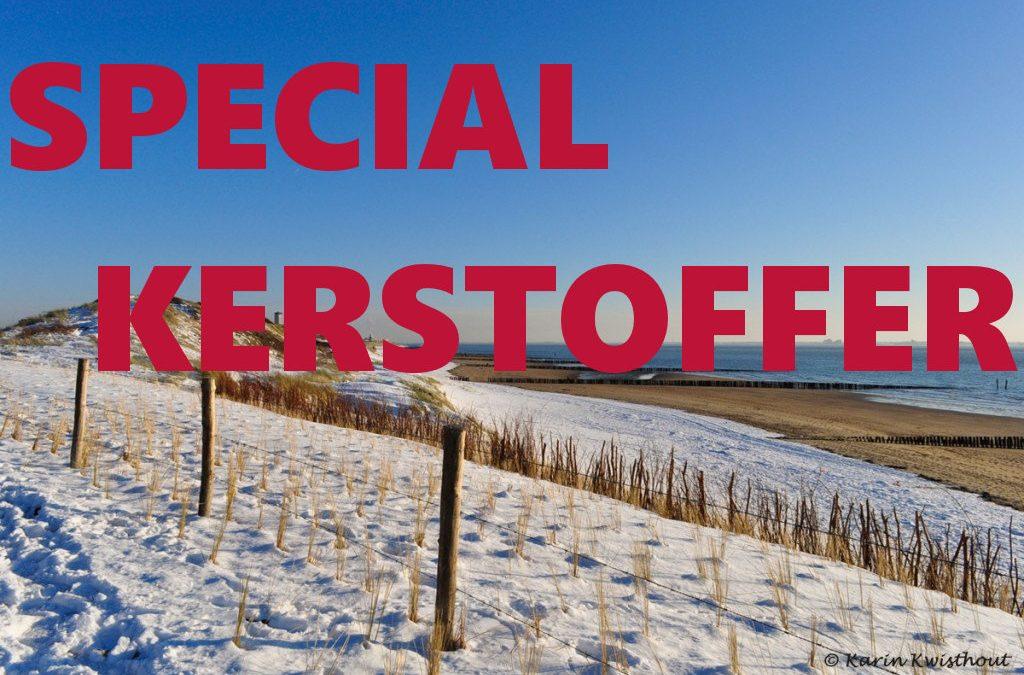 SPECIAL KERSTOFFER : Lekker naar zee in de kerstvakantie?